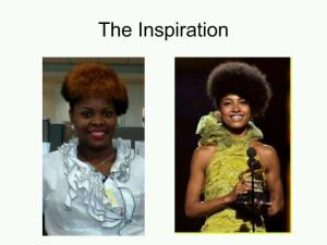 Esperanza Spalding inspiration
