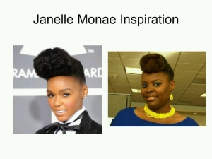 Janelle Monae inspiration
