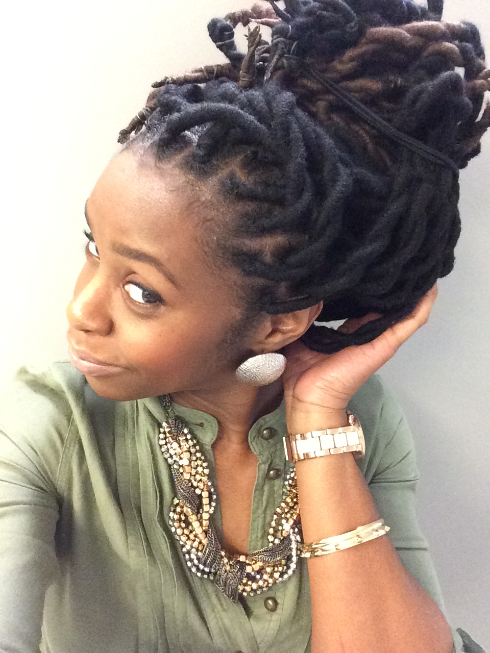 The current most trendy african hairstyles afro alice for Salon locks twists tresses