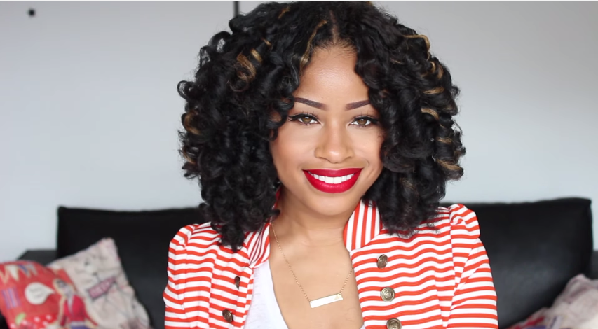 Crochet Braids Bun Styles : The Current Most Trendy African Hairstyles Afro Alice