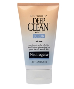 Neutrogena Deep Clean Scrub